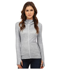 Burton Negani Fleece High Rise Heather Women's Fleece Gray