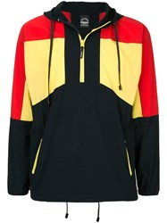 The Upside Hooded Zipped Jacket Multicolour