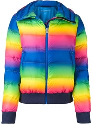 Perfect Moment Super Star Rainbow Print Jacket 60