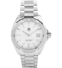 Tag Heuer Way1111.Ba0910 Aquaracer Stainless Steel Watch