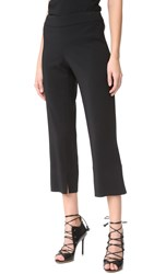 Cushnie Et Ochs Cropped Pants Black