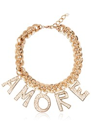 Dolce And Gabbana Amore Necklace