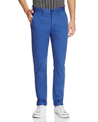 Rag And Bone Engineer Slim Fit Chino Pants 100 Bloomingdale's Exclusive Bright Blue