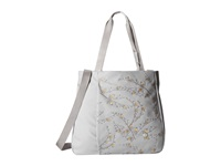 Haiku Journey Tote Poppy Mist Tote Handbags Gold