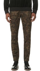 Ovadia And Sons Eli Pants Army Camo
