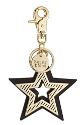 See By Chloe See By Chloe Logo Charm Keychain Multicolor