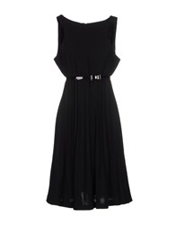 Cristinaeffe Collection Dresses Short Dresses Women Black