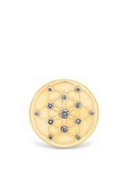 Noor Fares Diamond And Yellow Gold Ring