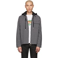 Off White Black And Diag Jacket