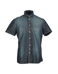 Authentic Original Vintage Style Denim Shirts