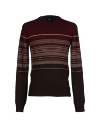 Dandg D And G Sweaters Maroon