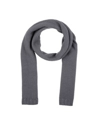 Drykorn Oblong Scarves Dark Blue