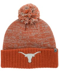 Top Of The World Texas Longhorns Dense Knit Hat Texas Orange Gray