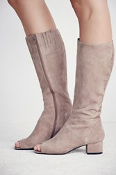 Jeffrey Campbell Studio Mod Heeled Knee Boot