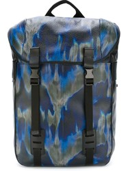 Lanvin Tie Dye Backpack
