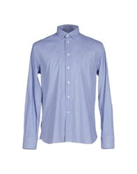 Brio Shirts Shirts Men Azure