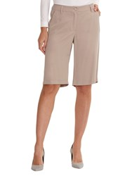 Betty Barclay Loose Fit Shorts Light Taupe