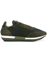 Moncler Horace Sneakers Green
