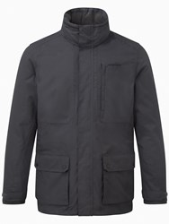 Craghoppers Men's Eldon Waterproof Jacket Black