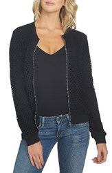 1.State Women's 1. State Mesh Bomber Jacket