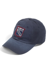 American Needle 'New York Rangers Luther' Snapback Cap Navy Red