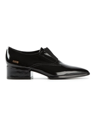 Golden Goose Deluxe Brand Pointed Toe Loafers Black