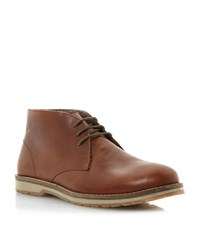 Howick Change Low Chukka Boots Tan