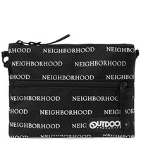Neighborhood X Outdoor Products International E Musette Bag Black