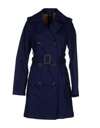 Roy Rogers Roy Roger's Coats And Jackets Full Length Jackets Women Blue