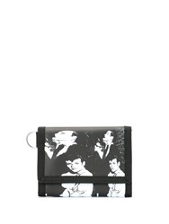 Undercover Black Graphic Wallet