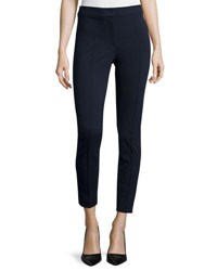 Akris Punto Stretch Jersey Skinny Pants Nvy