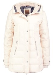 True Religion Down Coat Winter White Off White
