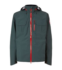 Canada Goose Moraine Shell Jacket Male Green