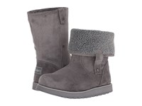 Skechers Keepsakes Diversity Charcoal Women's Boots Gray