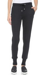Zoe Karssen Slim Fit Sweatpants Pirate Black