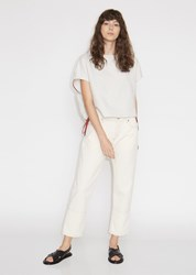 Marni Relaxed Cropped Jeans Glass