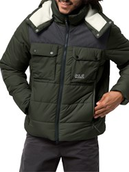 Jack Wolfskin High Range Insulated 'S Jacket Pinewood