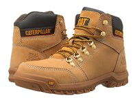 Caterpillar Outline Honey Reset Men's Work Lace Up Boots Beige