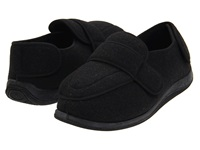 Foamtreads Physician Charcoal Wool Men's Slippers Gray