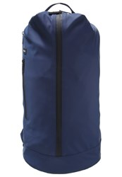 King Apparel Commute Tech Rucksack Navy Dark Blue