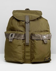 Polo Ralph Lauren Nylon Backpack Green