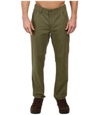 Marmot Matheson Pant Golden Moss Men's Casual Pants Yellow