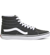 Vans Og Sk8 High Top Canvas Trainers Asphalt White