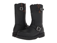 Harley Davidson Jason Black Men's Work Boots