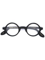 d52b4dff071 Moscot  Zolman  Glasses Black