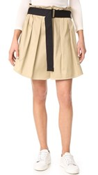 Rag And Bone Chapman Culottes Beige