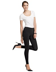 Lafayette 148 New York Solid Leggings Black