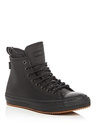Converse Chuck Taylor All Star Ii Waterproof Boots Black