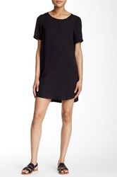 Daniel Rainn Short Sleeve Dress Petite Black