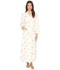 Bedhead Full Length Robe Champagne Toast Women's Robe Pink